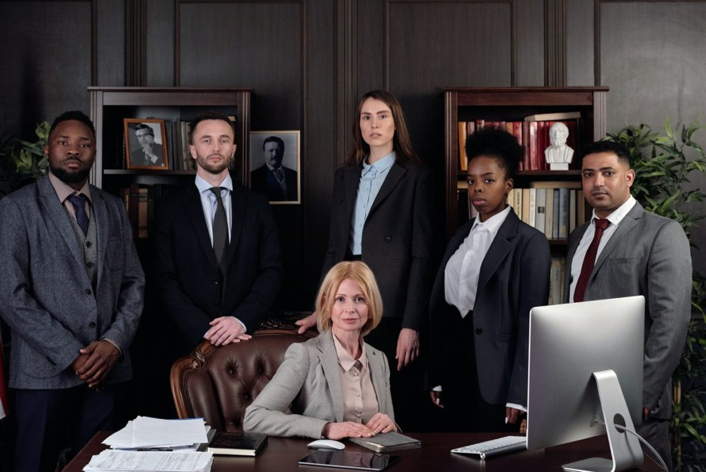 law office employees