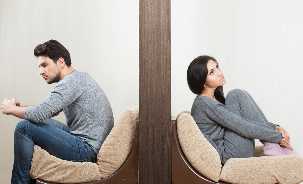 couple's conflict