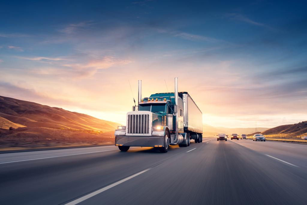 truck loan concept