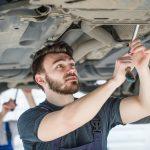car repair man