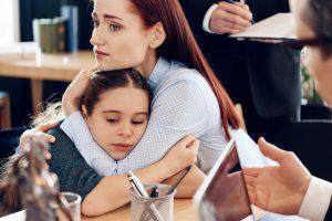 daughter in child custody